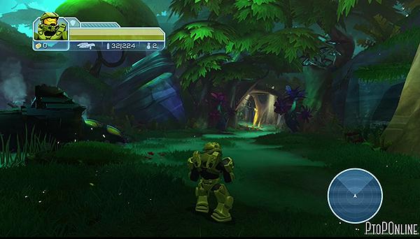 Mega Blok Halo Screenshot