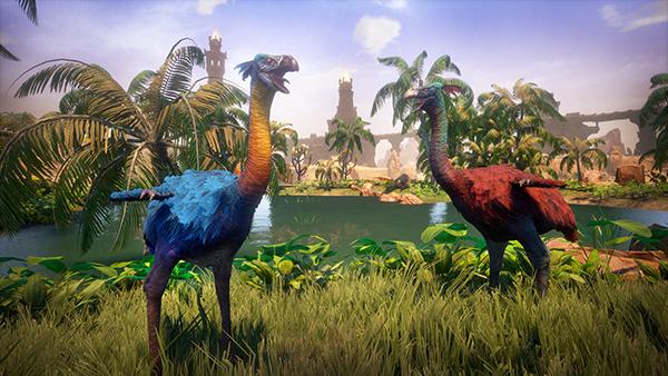Conan Exiles Emus