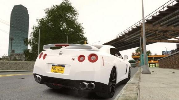 GTA V Realistic Mod GTR