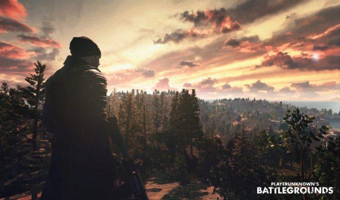 PlayerUnknown's Battlegrounds Screenshot