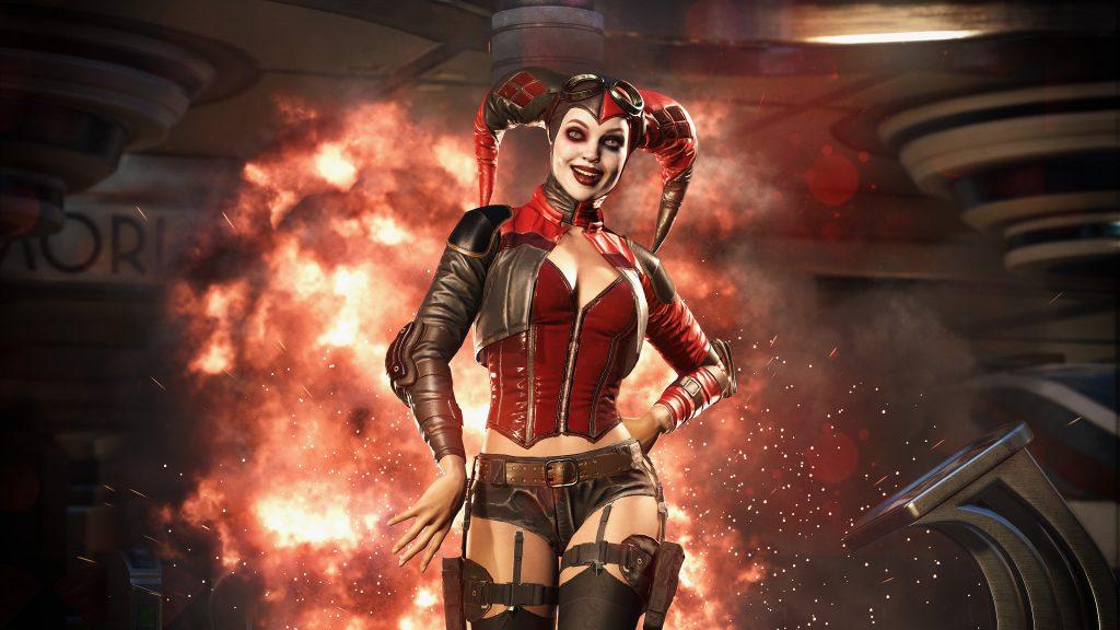 Injustice 2 Harley Quinn screenshot