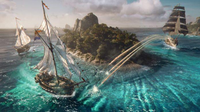 Ubisoft pirate game Skull and Bones screenshot