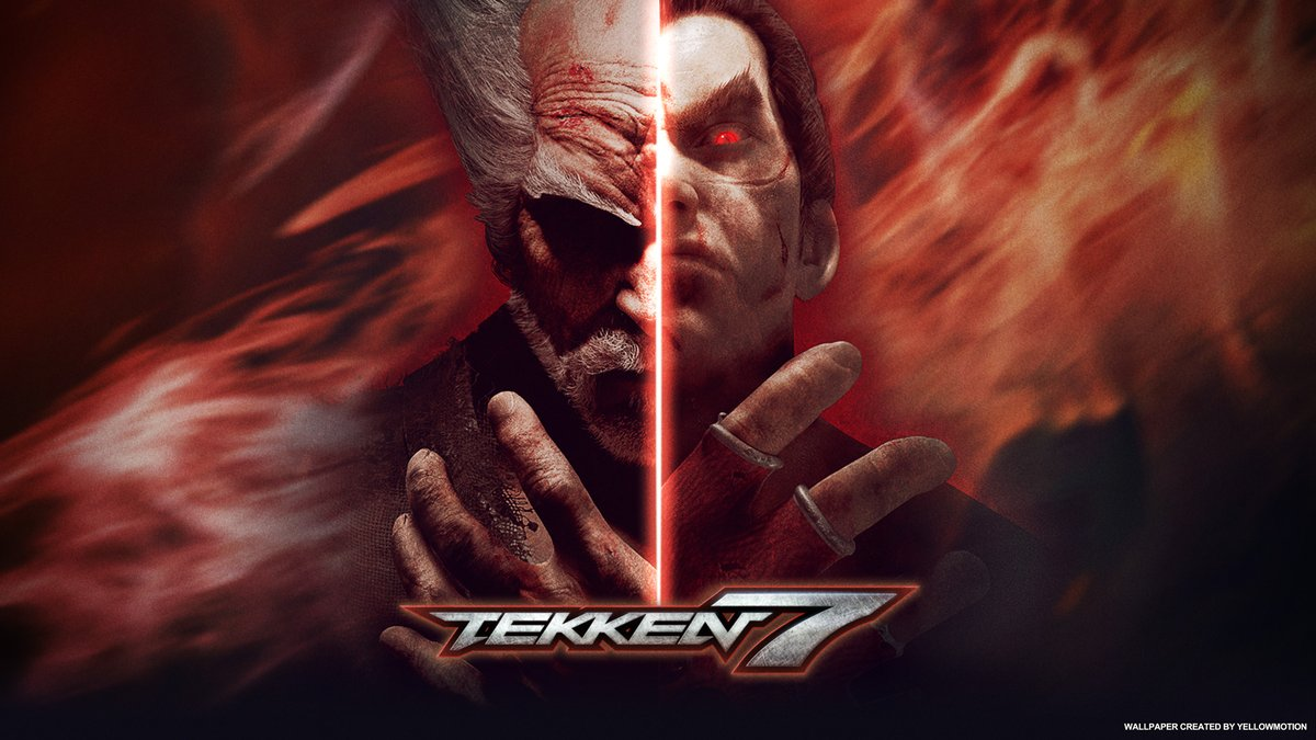 tekken7hdwallpaperswhb gamers greed