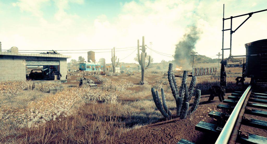 Pubg map desert