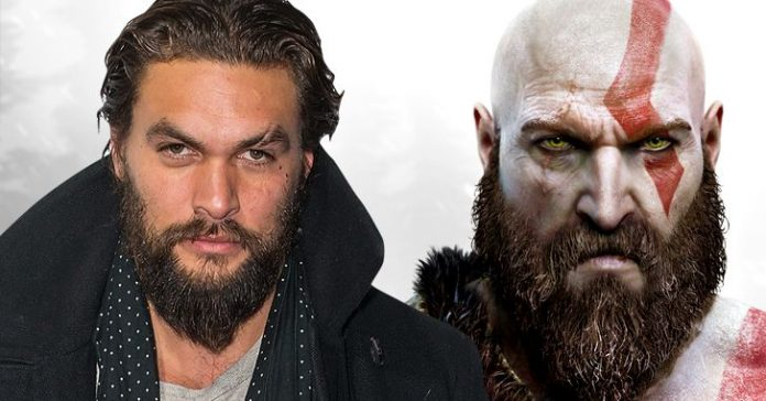 God of War Jason Momoa Kratos