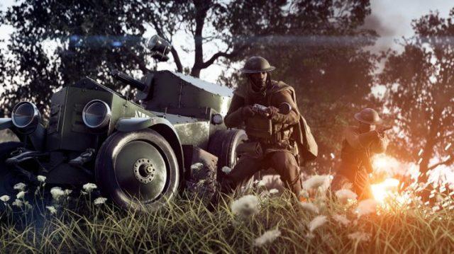 Battlefield 1 Incursions kits trailer screenshot