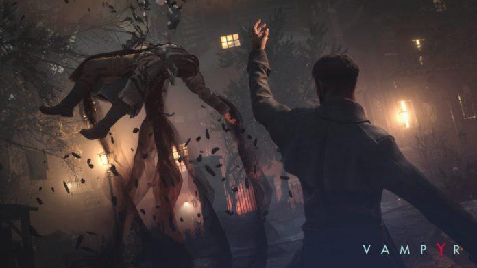 Vampyr game screenshot best pc game