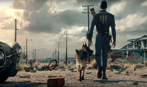 Fallout 4 Fallout 4 companion dog