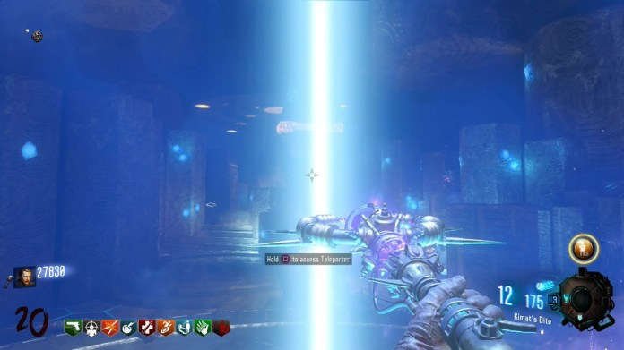 Origins Easter Egg Teleporter