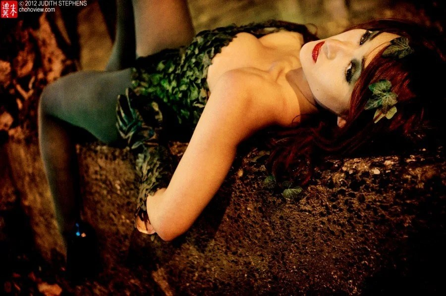 Cosplay Wednesday Batmans Poison Ivy GamersHeroes