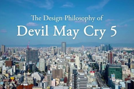Devil May Cry 5 Design Philosophy Detailed in Official Video