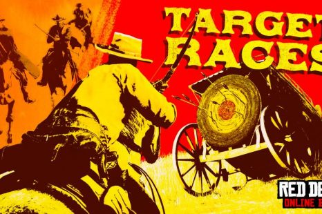 Target Races Now Available in Red Dead Online Beta