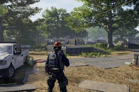 Where To Find The Public Execution Event In The Division 2