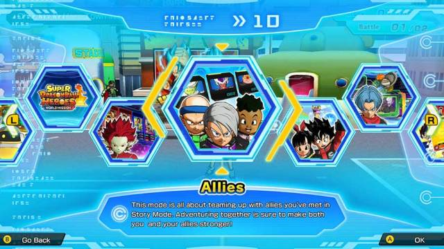 Super Dragon Ball Heroes World Mission Allies Guide | Best Headphones