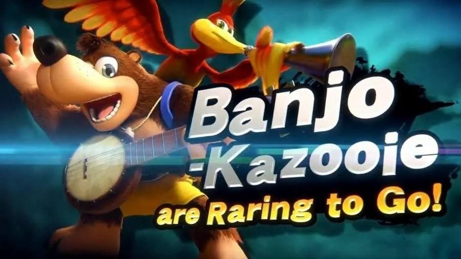 Banjo-Kazooie em Super Smash Bros Ultimate