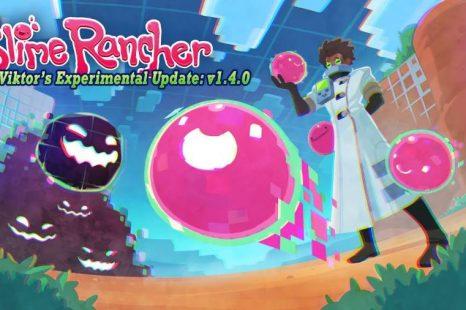 Slime Rancher – Viktor's Experimental Update Coming June 18