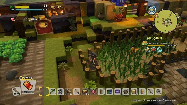 How To Grow Sugar Cane In Dragon Quest Builders 2 | Best