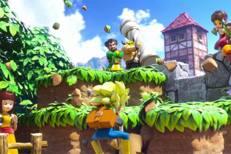 How To Unlock Multiplayer In Dragon Quest Builders 2