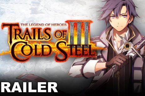 Trails of Cold Steel III Coming to Nintendo Switch