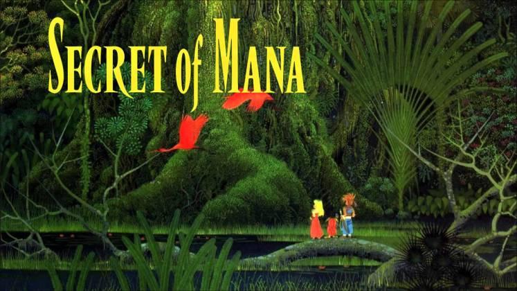 Mmm... Nostalgic rush. (Secret of Mana)
