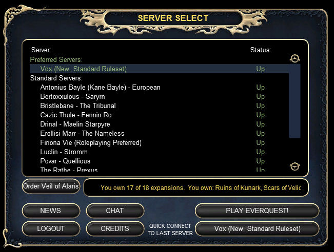 EverQuest Remembered pt 3 – Community at Large - Excessively Thinking