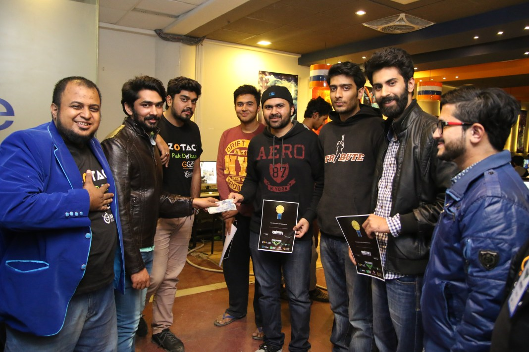 Pak Gamers League