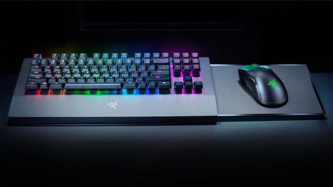 Razer Xbox One mouse and keyboard