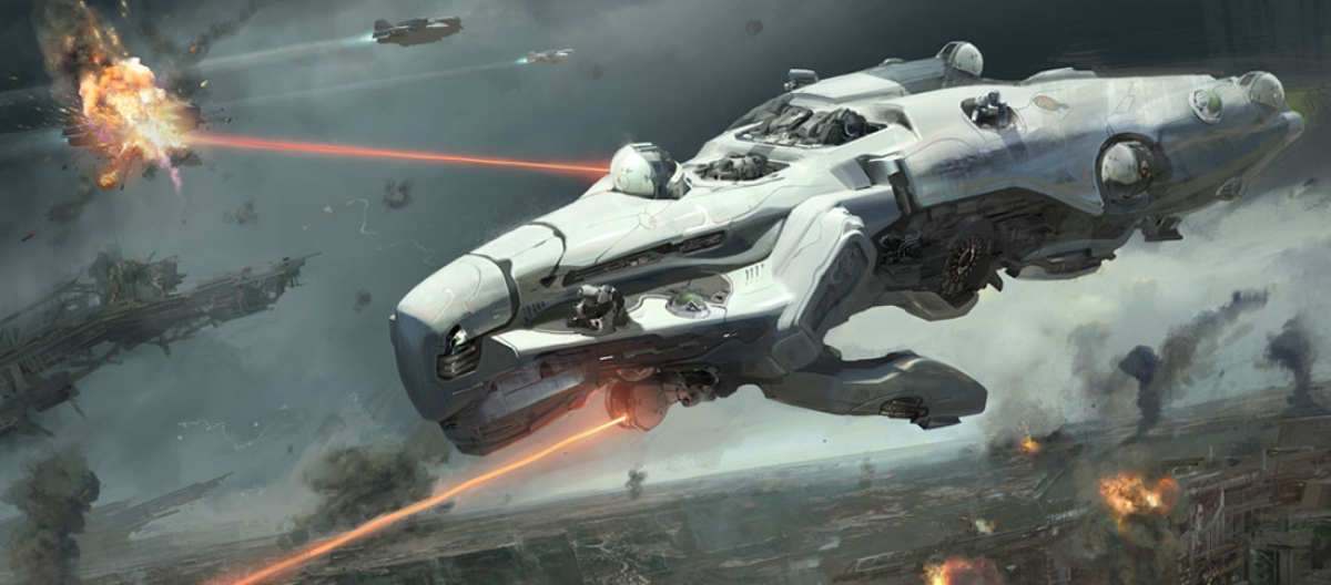 Dreadnought Is Battlefield In Space A Unique Space