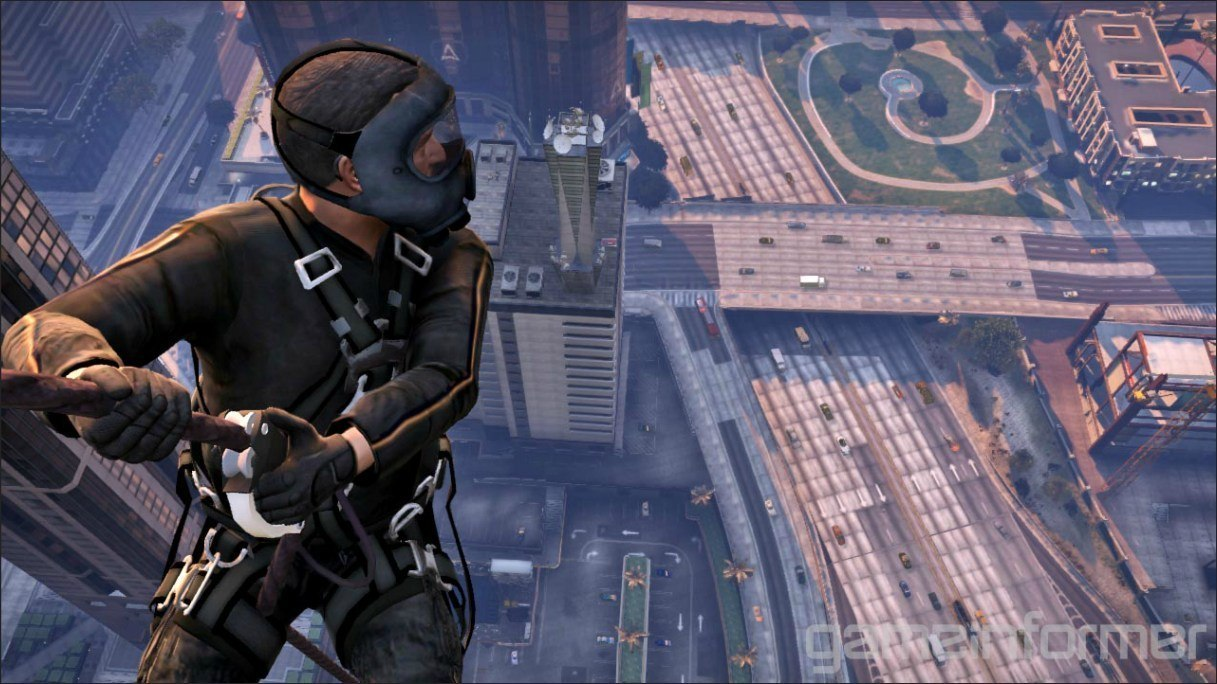 Gta V Details Revealed And There Are A Lot Of Them