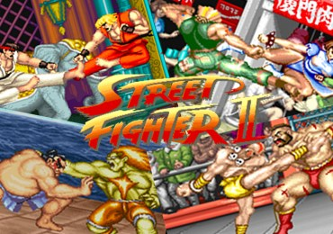 Street Fighter 2-GAMERSRD