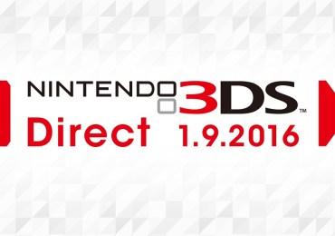 Nintendo Direct dedicado a Nintendo 3DS
