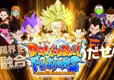 Nuevo tráiler de Dragon Ball Fusions para Nintendo 3DS