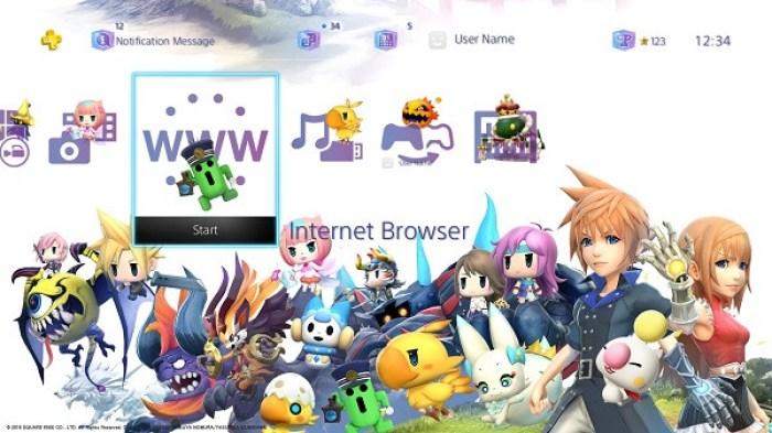 World of Final Fantasy para PlayStation 4 regalara extras por las reservas digitales