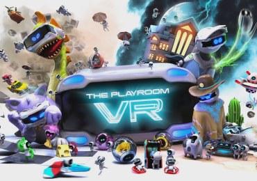 Ya puedes descargar el Playroom VR