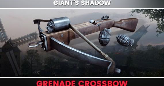 Nuevo DLC de Battlefield 1 traera una ballesta lanzagranadas! 2 GamersRD