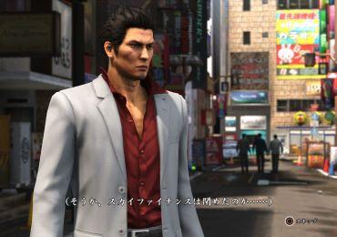 Yakuza 6-PS4 PRo-Gameplay-GamersRd