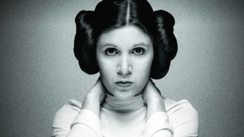 Carrie Fisher (Princesa Leia) completó sus escenas en Star Wars Episodio VIII