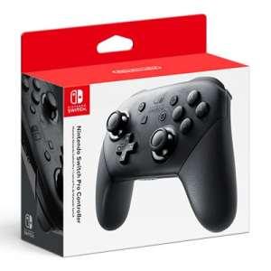El Pro-Controller de Nintendo Switch se agota en 15 minutos