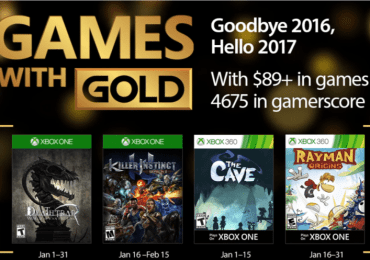 Estos son los Games with Gold de Enero-GamersRD