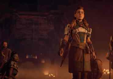 Mira el nuevo trailer del modo historia de Horizon Zero Dawn -GamersRD