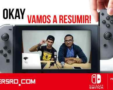 Consolas, Nintendo, Swicht
