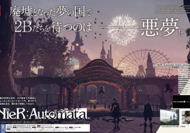 NieR automata - nuevo gameplay desde la Taipei Game Show GamersRD