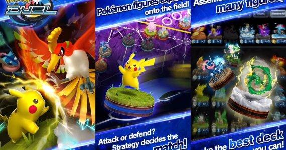Sin aviso llega Pokémon Duel a América y Europa GamersRD