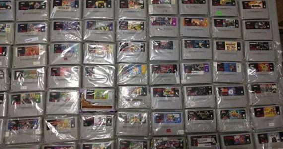 Recuperan paquete perdido que contiene $ 10,000 en juegos SNES GamersRD