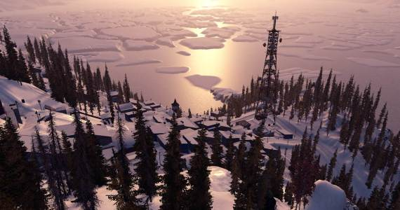 Nuevo mapa gratuito de Steep Disponible GamersRD