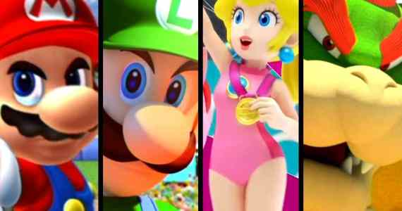 Nuevo trailer de Mario Sports Superstarts