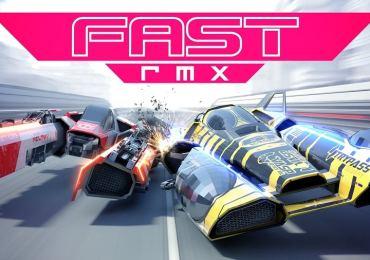 Fast RMX y Shovel Knight confirmados para lanzamiento de Switch