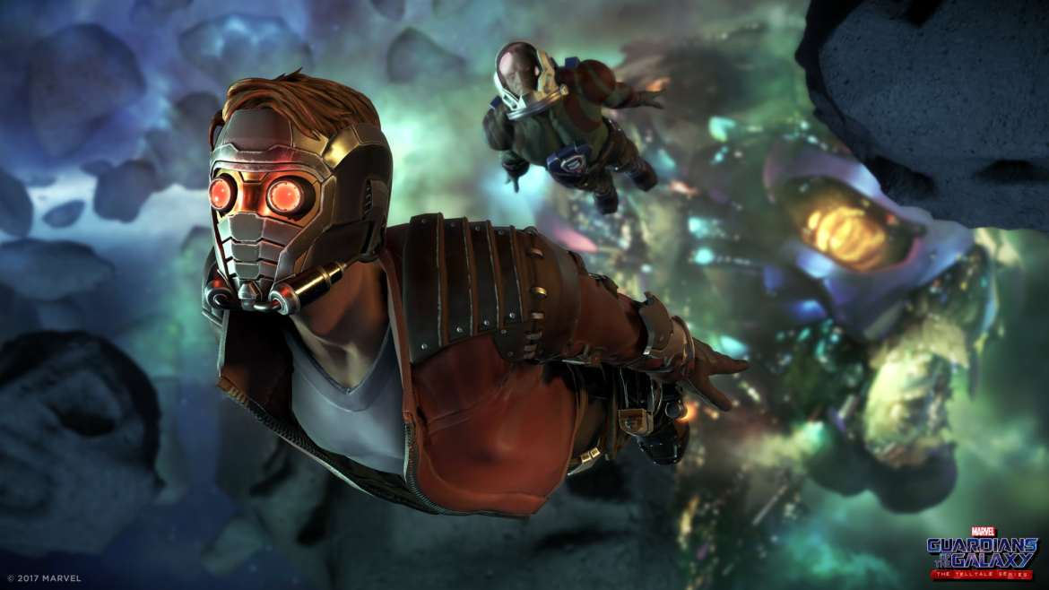 Marvel's Guardians of the Galaxy: The Telltale Series | Análisis