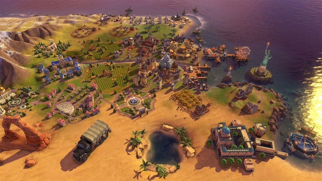 Civilization VI Rise and Fall-Review-2-GamersRD