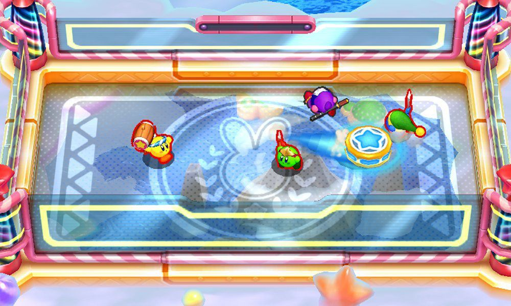 Kirby Battle Royale-Nintendo 3DS-Review-4-GamersRD